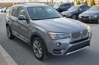 Used 2016 BMW X3 Xdrive28i The Perfect for sale in Dorval, QC