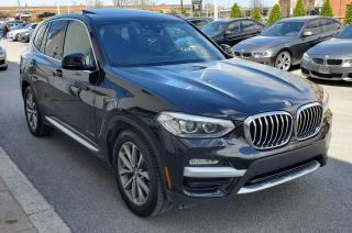 Used 2018 BMW X3 Xdrive30i Almost New for sale in Dorval, QC