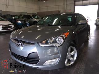 Used 2014 Hyundai Veloster Tech/ecran for sale in Blainville, QC