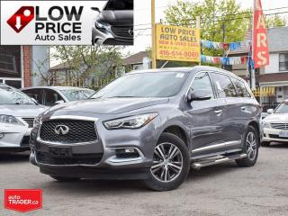 Used 2016 Infiniti QX60 Leather*Sunroof*Camera*InfinitiWarranty* for sale in Toronto, ON