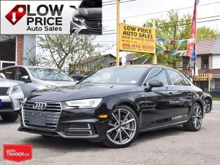 Used 2017 Audi A4 Technik**Navi*Bang&Olfsun**VirtualCockPit for sale in Toronto, ON
