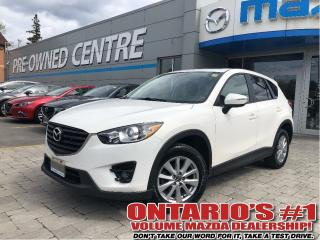 Used 2016 Mazda CX-5 GS-FWD/SUNROOF/BACKUP CAM/1.90%, C.P.O!!! for sale in Toronto, ON