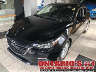Used 2015 Mazda MAZDA3 GS-SKAY/AUTO/BACKUP CAM!!! for sale in Toronto, ON