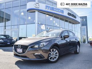 Used 2015 Mazda MAZDA3 Sport GS|1.9% FINANCE AVAILABLE|BLUETOOTH|HEATED SEATS for sale in Mississauga, ON