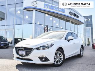 Used 2015 Mazda MAZDA3 GS|1.9% FINANCE AVAILABLE|BLUETOOTH|HEATED SEATS for sale in Mississauga, ON