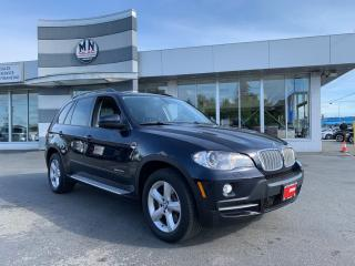 Used 2010 BMW X5 35d DIESEL 7-PASSANGER NAVI SUNROOF for sale in Langley, BC