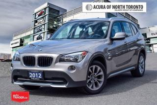 Used 2012 BMW X1 Xdrive28i No Accident| Winter Tires Included for sale in Thornhill, ON