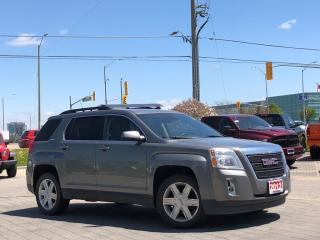 Used 2012 GMC Terrain SLT-1 AWD for sale in Mississauga, ON