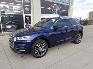 Used 2018 Audi Q5 2.0T Technik S- Line. Navi.Pano roof, B& for sale in Etobicoke, ON