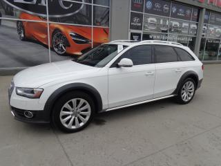 Used 2016 Audi Allroad A4 2.0T Komfort.Quttro.Panoramic Roof for sale in Etobicoke, ON