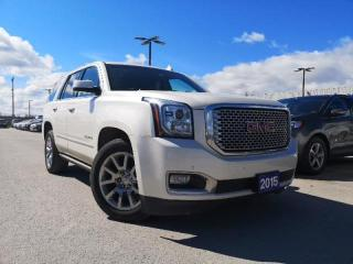 Used 2015 GMC Yukon Denali 6.2l V8 Navigation Leather for sale in Midland, ON