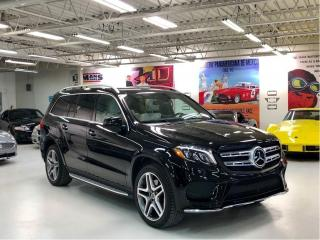 Used 2017 Mercedes-Benz GL550 4MATIC 4dr 550, DESIGNO for sale in Paris, ON