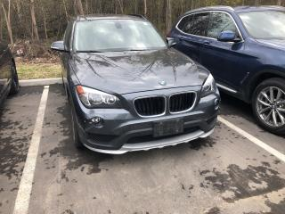 Used 2015 BMW X1 xDrive28i PANO ROOF POWER SEAT for sale in Ottawa, ON