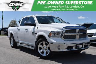 Used 2016 RAM 1500 Longhorn for sale in London, ON