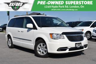 Used 2012 Chrysler Town & Country TOURING for sale in London, ON
