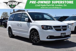 Used 2015 Dodge Grand Caravan R/T for sale in London, ON