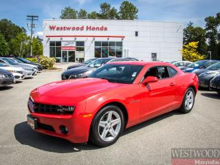 Used 2011 Chevrolet Camaro 1LT for sale in Port Moody, BC
