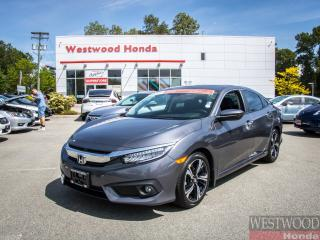 Used 2016 Honda Civic Touring for sale in Port Moody, BC