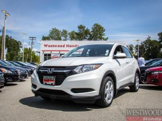 Used 2016 Honda HR-V LX for sale in Port Moody, BC