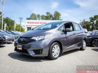 Used 2015 Honda Fit LX for sale in Port Moody, BC