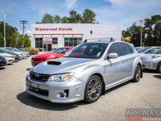 Used 2013 Subaru WRX Limited for sale in Port Moody, BC