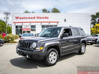 Used 2016 Jeep Patriot Sport/North for sale in Port Moody, BC