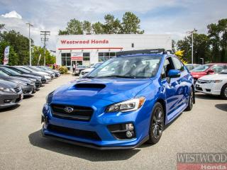 Used 2016 Subaru WRX - for sale in Port Moody, BC