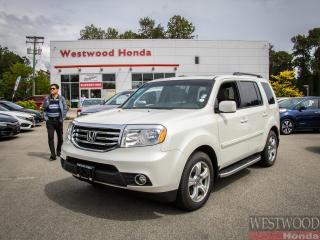 Used 2015 Honda Pilot EX-L w/RES for sale in Port Moody, BC