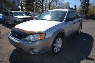 Used 2006 Subaru Outback 5dr Wgn Outback 2.5i Auto for sale in Halton Hills, ON