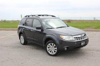 Used 2011 Subaru Forester 5dr Wgn Auto 2.5X Limited for sale in Oshawa, ON
