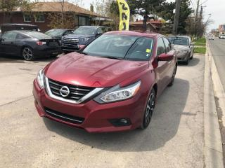 Used 2018 Nissan Altima 2.5 Sedan SV, ALLOY for sale in Toronto, ON