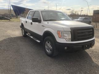 Used 2010 Ford F-150 SUPERCREW for sale in Calgary, AB