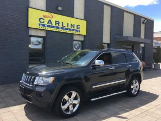 Used 2012 Jeep Grand Cherokee 4WD 4dr Overland for sale in Nobleton, ON