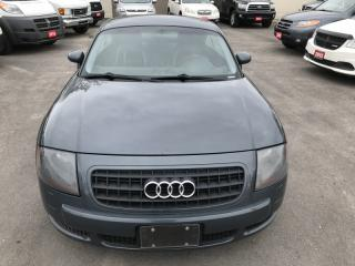 Used 2004 Audi TT 2dr Cpe Auto for sale in Brampton, ON