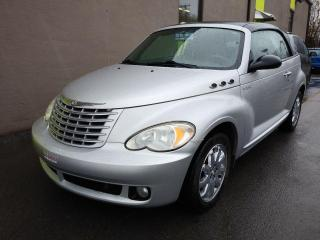 Used 2006 Chrysler PT Cruiser Décapotable 2 portes Tourisme for sale in Laval, QC