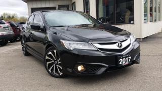 Used 2017 Acura ILX A-SPEC for sale in Kitchener, ON