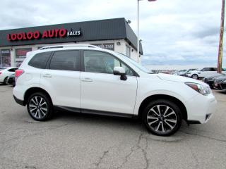 Used 2017 Subaru Forester 2.0XT TOURING NAVIGATION CAMERA CERTIFIED WARRANTY for sale in Milton, ON
