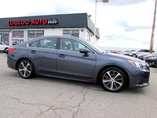 Used 2015 Subaru Legacy 3.6R Limited AWD Navigation Camera Bluetooth Certi for sale in Milton, ON