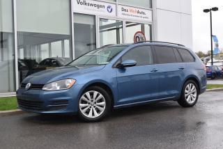 Used 2016 Volkswagen Golf Trendline A/c for sale in St-Jérôme, QC