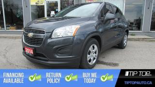 Used 2014 Chevrolet Trax LS ** Clean CarFax, Low Km, Well Equipped ** for sale in Bowmanville, ON