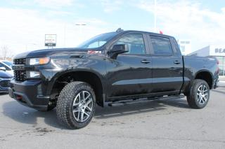 Used 2019 Chevrolet Silverado 1500 Custom Trail Boss for sale in Carleton Place, ON