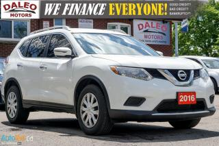 Used 2016 Nissan Rogue S | AWD | BACK UP CAM | BLUETOOTH for sale in Hamilton, ON