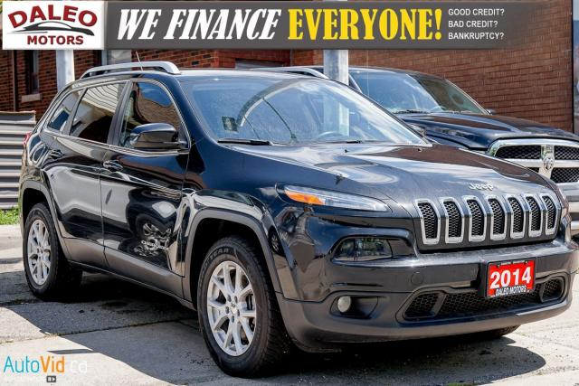 2014 Jeep Cherokee NORTH | 6CYL | 4WD | NAVI | BACKUP CAM | BLUETOOTH