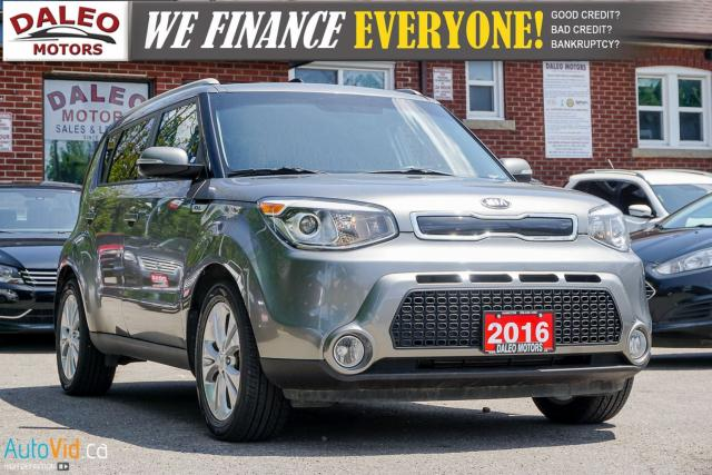 2016 Kia Soul EX | BACK UP CAM | BLUETOOTH | HEATED SEATS