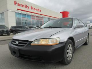Used 2002 Honda Accord SE for sale in Brampton, ON