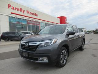 Used 2017 Honda Ridgeline TOURING for sale in Brampton, ON