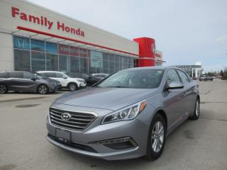 Used 2015 Hyundai Sonata GL for sale in Brampton, ON