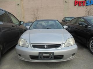 Used 2000 Honda Civic Si-G for sale in Brampton, ON