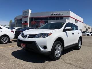 Used 2013 Toyota RAV4 LE (A6) for sale in Etobicoke, ON