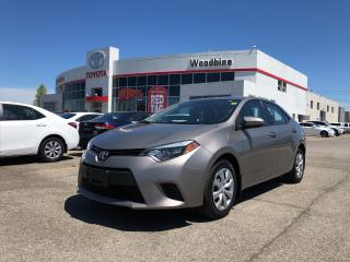 Used 2014 Toyota Corolla LE for sale in Etobicoke, ON